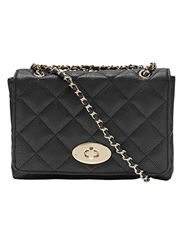 banana-republic-womens-quilted-double-chain-crossbody-bag-black-one-size