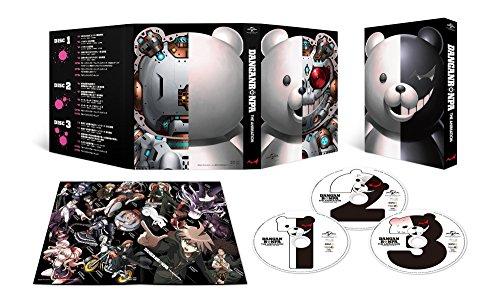 ダンガンロンパ The Animation DVD BOX (初回限定生産)