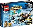 Lego Super Heroes - DC Universe - 76000 - Jeu de Construction - Aquaman Sous la Glace - Artic Batman Contre Mr. Freeze