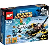Lego Super Heroes - DC Universe - 76000 - Jeu de Construction - Aquaman Sous la Glace - Artic Batman Contre Mr. Freeze