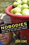 img - for Nobodies: Modern American Slave Labor and the Dark Side of the New Global Economy book / textbook / text book