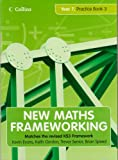 img - for New Maths Frameworking - Year 7 Practice Book 3 (Levels 5-6) (Bk. 3) book / textbook / text book