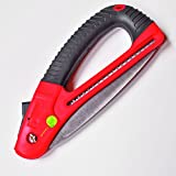 Folding Pruning Saw, Lightweight, D-saw Is Easy to Use, Small Weak Hands, Safety Latch, Great Gift