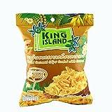 キングアイランド ココナッツチップス キャラメル 40g