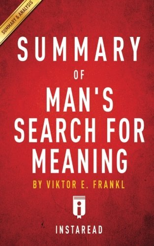 mans search for meaning essays Below you will find four outstanding thesis statements / paper topics for a man's search for meaning by viktor frankl that can be used as essay starters.