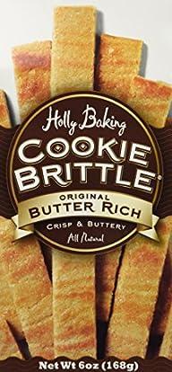Holly Baking Butter Rich Cookie Britt…