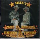 Leonel Y Almikar Con Banda Hnos. Sanchez 1998