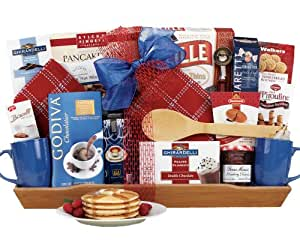 Wine Country Gift Baskets Breakfast and Tea
