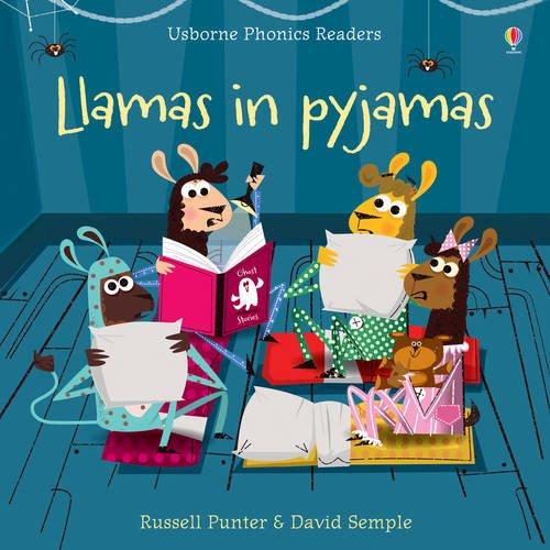 Phonics Readers: Llamas in Pyjamas