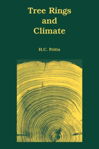 Tree Rings and Climate: H. C. Fritts: 9781930665392: Amazon.com: Books