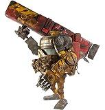 WWR Heavy Bramble African Def Freiheit (ABS・ソフトビニール製塗装済み可動フィギュア)