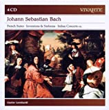 Bach: French Suites Inventions & Sinfon