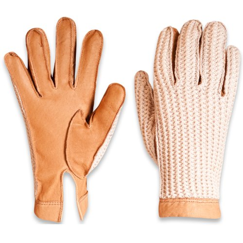 Quivano Genuine Leather Driving Gloves Unisex Mens Womens # 303-200