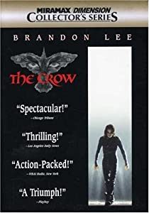 "Cover of ""The Crow (Miramax/Dimension Col..."