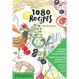 1080 Recipes (9780714848365)