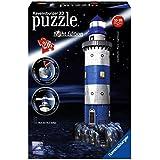 Ravensburger Lighthouse - Night Edition - 3D Puzzle (216-Piece)