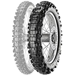 Metzeler 6 Days Extreme Dirt Bike Motorcycle Tire - 140/80-18, 70M / Rear