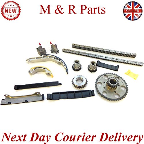 nissan-pathfinder-r51-25-dci-4wd-d40-timing-chain-kit-gear-sprockets-20062014-free-shipping