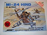 img - for Mi-24 Hind in Action - Aircraft No. 83 book / textbook / text book