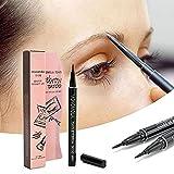 Luxforia 7 day tattoo eyebrow pen (dark brown) (Color: Dark Brown)