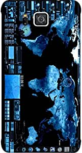 Timpax protective Armor Hard Bumper Back Case Cover. Multicolor printed on 3 Dimensional case with latest & finest graphic design art. Compatible with Galaxy Alpha G850F Design No : TDZ-27289