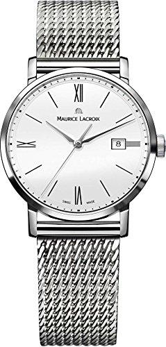 Maurice Lacroix Eliros EL1084-SS002-111-1 Reloj de Pulsera para mujeres Plano & ligero
