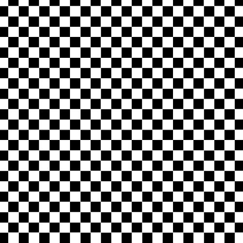 "CHECKERED PATTERN Black and White Vinyl Decal Sheets 12""x12"" Stickers ..."