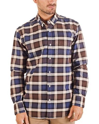 BENDORFF Camisa Hombre Azul
