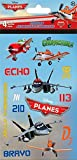 Planes Sticker Set
