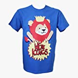 We The Kings Official Blue Lion T-Shirt