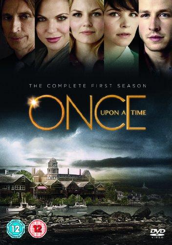Once Upon A Time: The Complete First Season (6 Dvd) [Edizione: Regno Unito]
