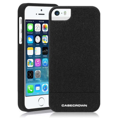 CaseCrown Element Glider Textured Case (Colorado Smoke) for Apple  iPhone 5 / 5s