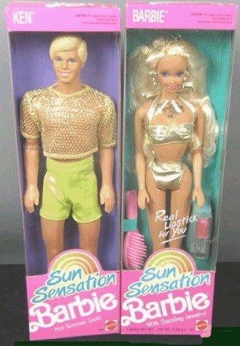 Barbie&ken (2 Doll Set) Sun Sensation Dolls Caucasion 1991 - Buy Barbie&ken (2 Doll Set) Sun Sensation Dolls Caucasion 1991 - Purchase Barbie&ken (2 Doll Set) Sun Sensation Dolls Caucasion 1991 (Barbie, Toys & Games,Categories,Dolls,Fashion Dolls)