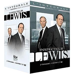 Inspecteur Lewis - L'intégrale saisons 1 à 7