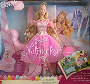 barbie in the nutcracker doll - photo #27