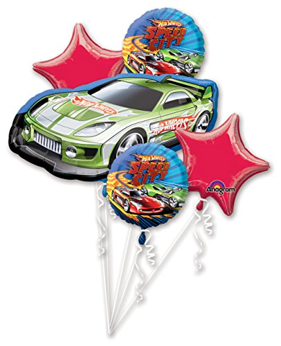 Hot Wheels Decorations