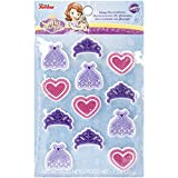 Wilton Industries 710-2034 Sofia The First Icing Decorations