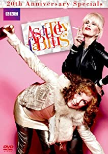 Absolutely Fabulous: 20th Anniversary Specials from BBC Home Entertainment