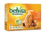 Belvita Honey and Nuts 150 g (Pack of 24)