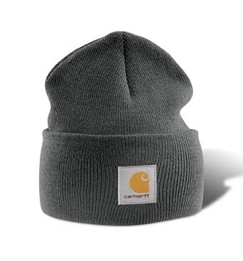 Carhartt Workwear A18 Men's Acrylic Watch Hat Dark Green OFA