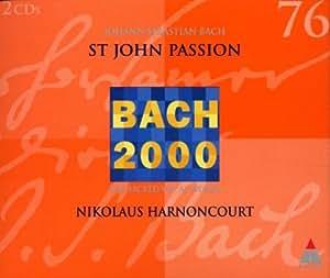Sacred Vocal Works-St.John