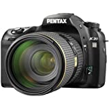 Pentax K20D Body Only (14.6 MP High Performance DSLR with Integrated Shake Reduction)