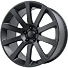 Wheel Replicas V1170 Matte Black Finish Wheel with Matte Black Finish (20x9/5x115mm)