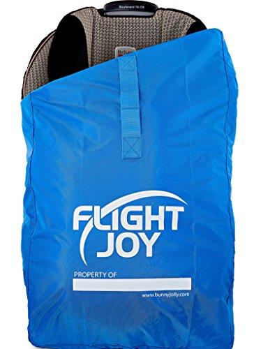 best car seat travel bag for airplane gate check ultra durable ideal backpack ebay. Black Bedroom Furniture Sets. Home Design Ideas