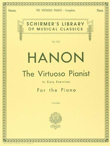 Virtuoso pdf hanon pianist