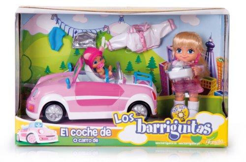 Imagen 2 de Barriguitas - Coche (Famosa) 700007692
