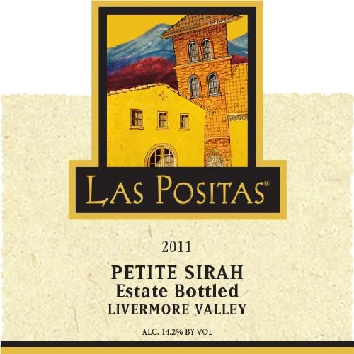2011 Las Positas Vineyards Estate Petite Sirah 750 Ml