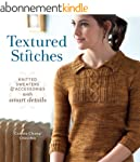 Textured Stitches: Knitted Sweaters a...