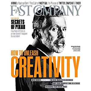 Audible Fast Company, April 2014 | [Fast Company]