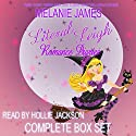 Literal Leigh Romance Diaries: The Complete Collection Boxed Set (       UNABRIDGED) by Melanie James Narrated by Hollie Jackson